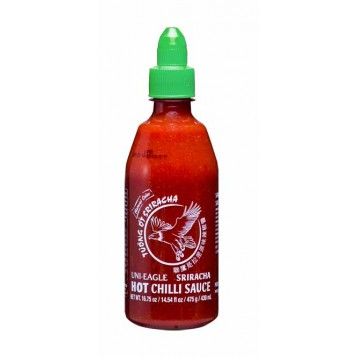 Thai World - Uni Eagle Sriracha Acı Biber Sosu 475gr.